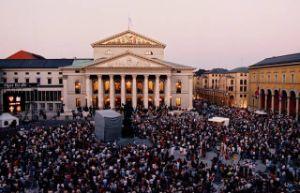 Opernfestspiele 2017, Bayerische Staatsoper, München, Foto: Wilfried Hösl