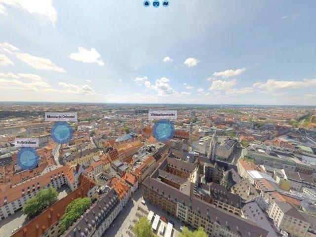 München in 360 Grad erleben