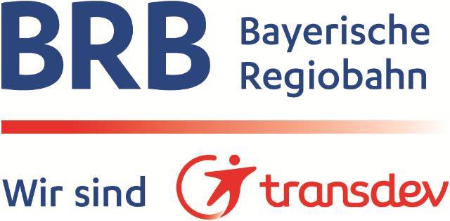 BRB Logo, Foto: Bayerische Regiobahn (BRB)