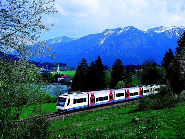 , Foto: Bayerische Oberlandbahn (BOB)