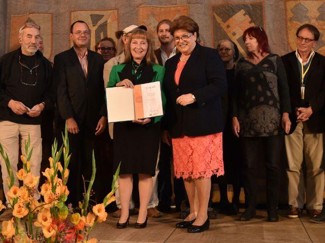 Bürgerpreis 2016 verliehen, Foto: Bildarchiv Bayerischer Landtag / Rolf Poss