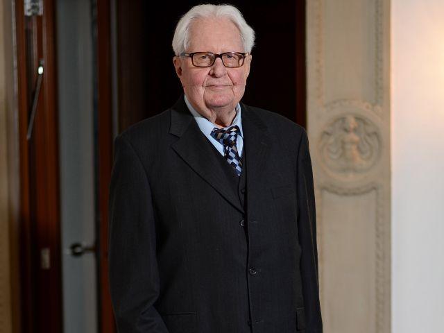Der frühere Münchner Oberbürgermeister Hans-Jochen Vogel, Foto: picture alliance / dpa