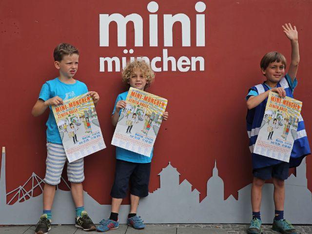 Pressekonferenz Mini-München Spielstadt, Foto: Michael Nagy / Presseamt München