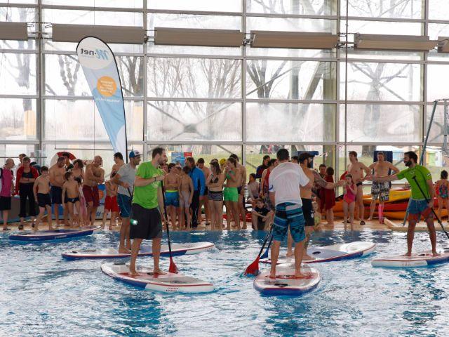 Impressionen vom M-net Münchner Wassersportfestival 2016., Foto: Franz Faltermaier