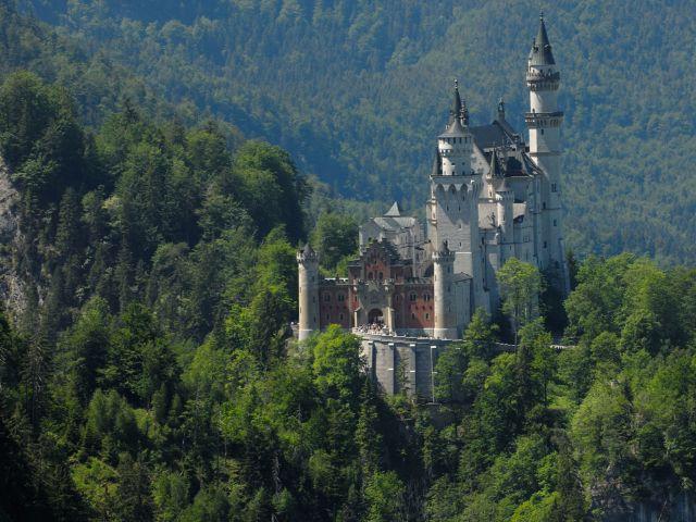 Schloss Neuschwanstein, Foto: Füssen Tourismus und Marketing / www.guenterstandl.de