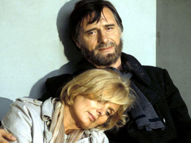 """Helmut Fischer und Ruth Maria Kubitschek in """"Monaco Franze"""", Foto: BR / balance-film"""