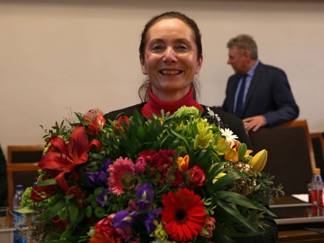 Baureferentin Rosemarie Hingerl, Foto: Michael Nagy/Presseamt München
