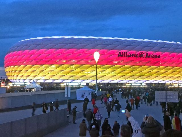 Länderspiel Deutschland-Italien München - Das offizielle Stadtportal ...