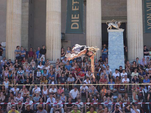 Eindrücke vom Sportfest München, Foto: muenchen.de/devauelle