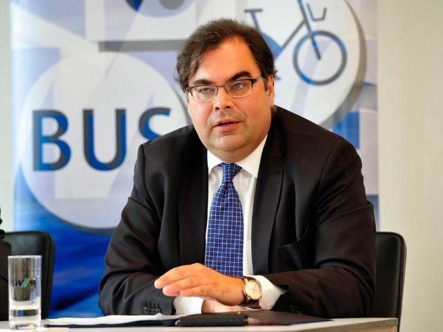 Neuer MVG-Chef Ingo Wortmann vorgestellt - Das offizielle