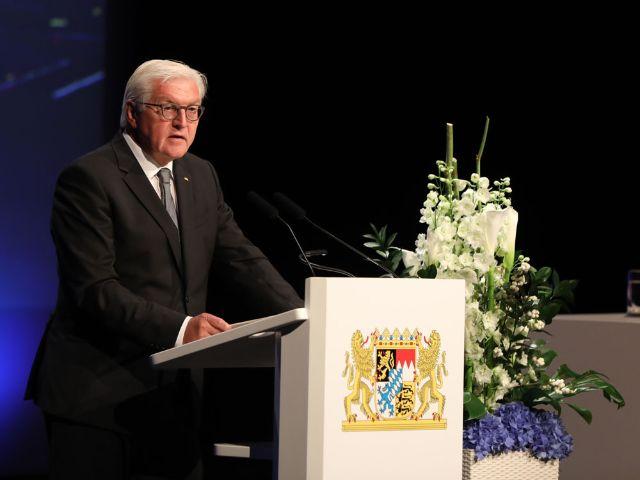 Eröffnungsfeier der Gedenkstätte für die Opfer des Olympia-Attentats, Foto: Bayerische Staatsregierung