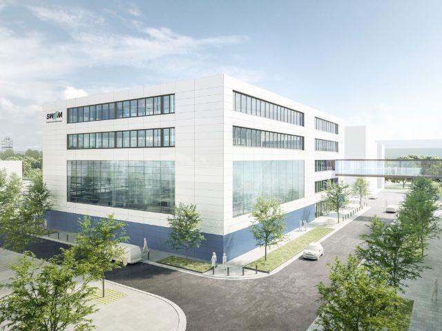 Die neue MVG-Betriebszentrale, Foto: SWM