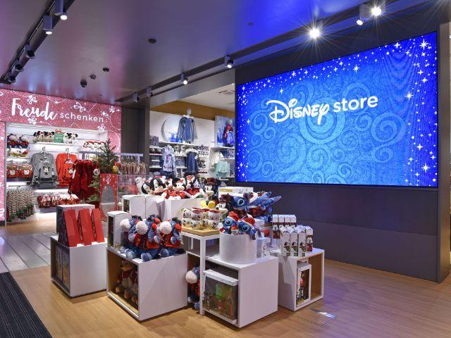 Disney Store in München, Foto: The Walt Disney Company