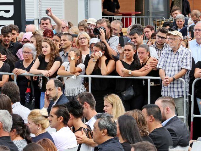 Gedenkfeier für Opfer des Amoklaufs am OEZ , Foto: LHM / Michael Nagy