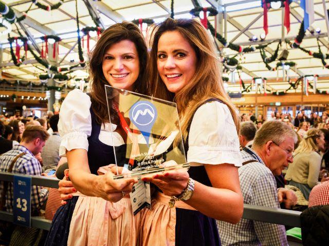 Die Siegerinnen des Munich Startup Award 2017, Foto: Robert Pupeter, Munich Startup