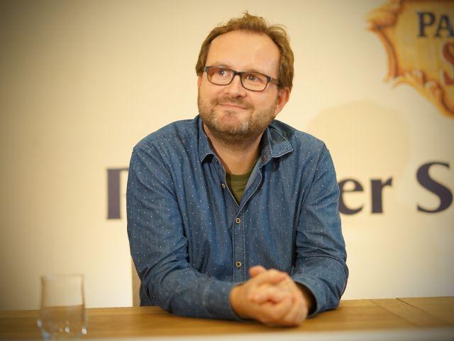 Nockherberg-Leitung Stefan Betz, Foto: muenchen.de/Lukas Fleischmann