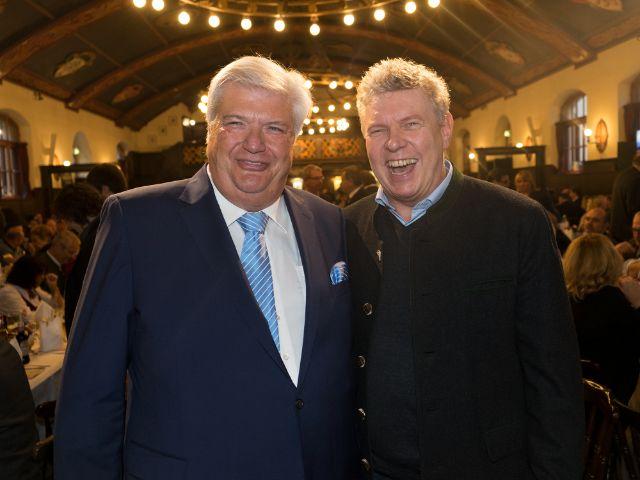 OB Reiter mit Edmund Radlinger, Foto: muenchen.de/Lukas Fleischmann