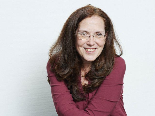 Andrea Gronemeyer, die neue Intendantin der Schauburg, Foto: Fabian Frinzel