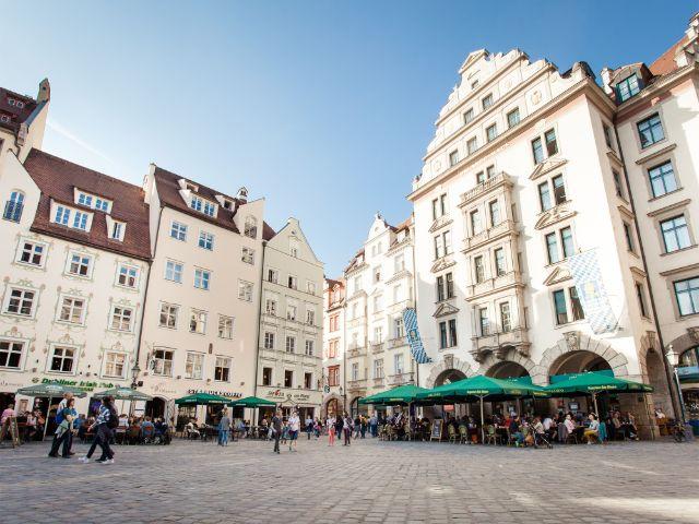 Münchner Sehenswürdigkeiten - Das Platzl, Foto: muenchen.de / Mónica Garduño