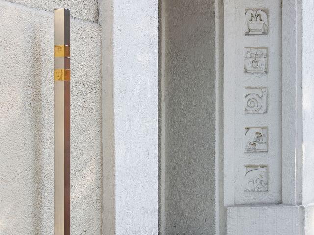 Erinnerungszeichen für die Opfer des NS-Regimes, Foto: stauss processform