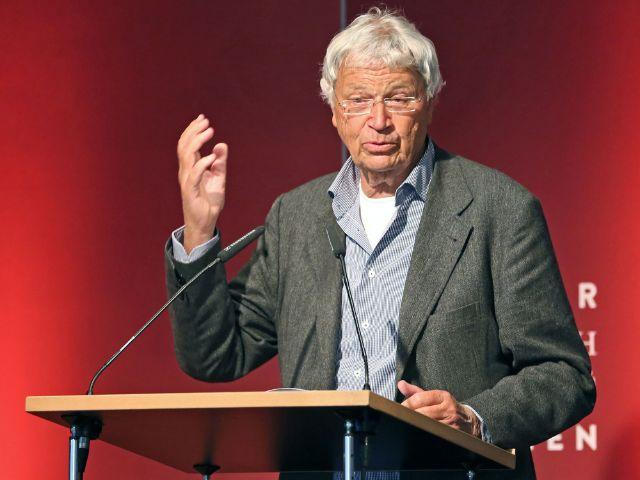 Impressionen von der Verleihung des Dieter-Hildebrandt-Preises, Foto: Landeshauptstadt München/Michael Nagy