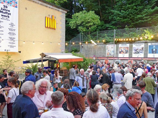 Kulturempfang der Stadt München im Muffatwerk, Foto: muenchen.de/Leonie Liebich