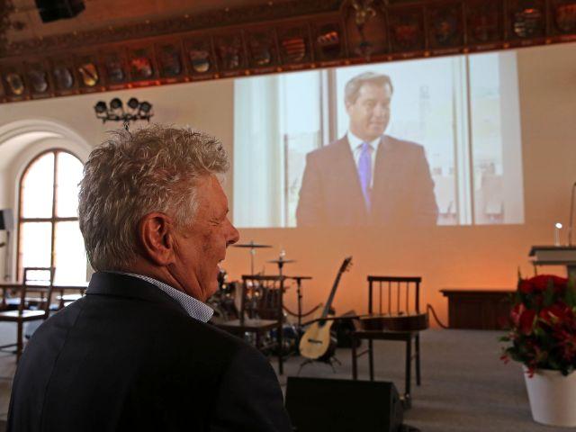 Impressionen vom Empfang zum 60. Geburtstag von Oberbürgermeister Reiter, Foto: Michael Nagy / Presseamt München