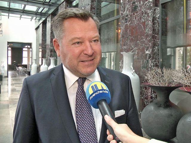 Rid Zukunftskongress: Bürgermeister Schmid, Foto: muenchen.de/Immanuel Rahman
