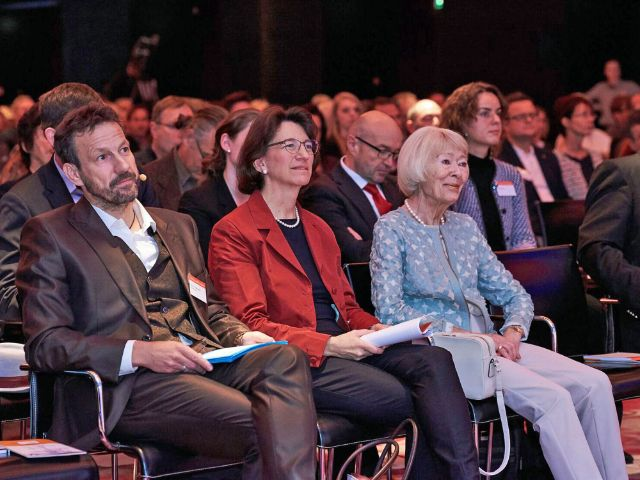 Rid Zukunftskongress 2018, Foto: Rid Stiftung