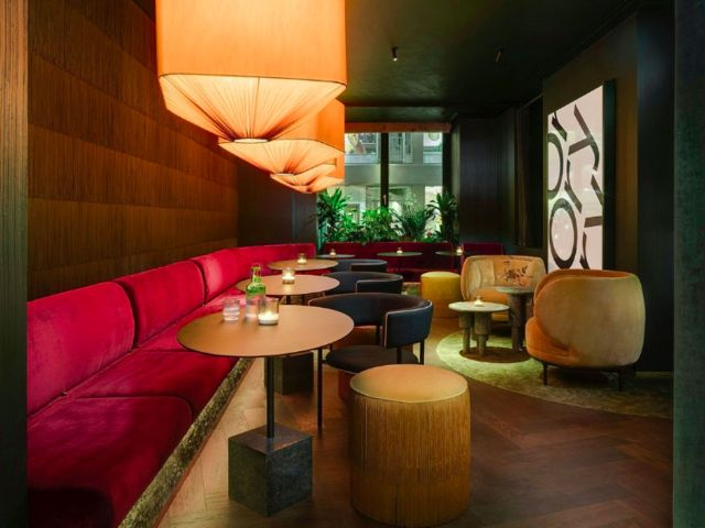 Ory Bar im Mandarin Oriental, Foto: Vadim Kretschmer