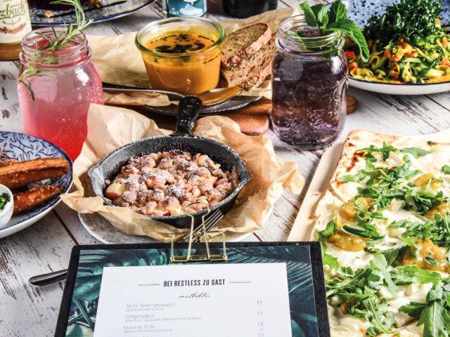 """Wechselnde Küche im Restaurant """"Restless"""", Foto: Restless"""