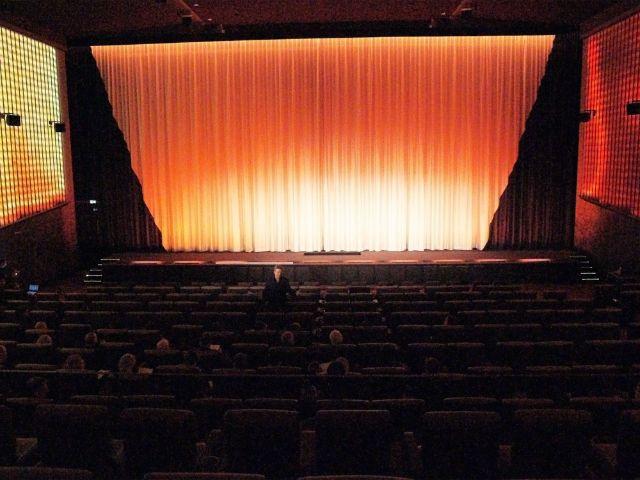 Kinosaal im neuen Arri , Foto: muenchen.de/Dan Vauel