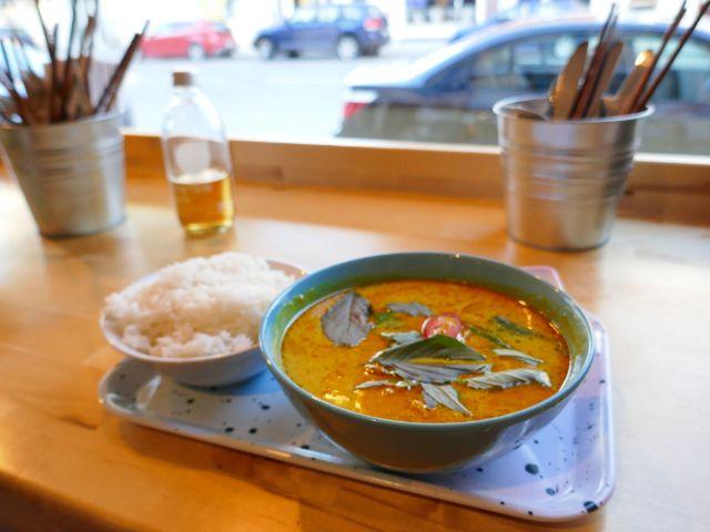 Vietnamesisches Restaurant Bep Ho, Curry, Foto: muenchen.de / Benedikt Feiten