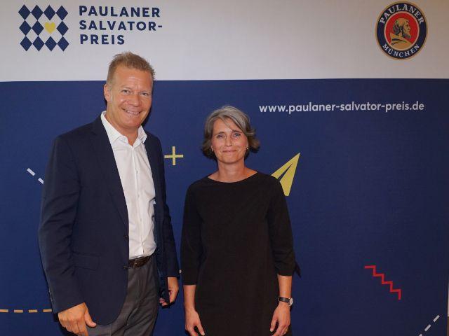 Impressionen zum Paulaner Salvator-Preis 2018, Foto: muenchen.de/ Daniel Vauel