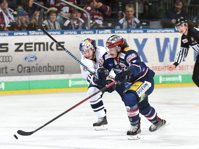 2. Finale um die deutsche Eishockey-Meisterschaft: Eisbären Berlin verlieren gegen EHC Red Bull München, Foto: GEPA pictures/ City-Press