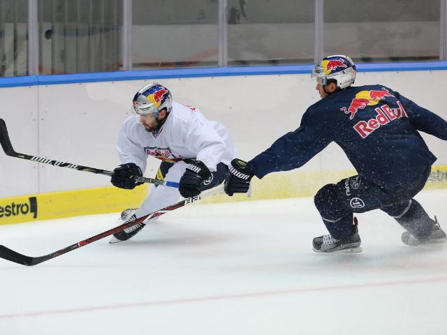 EHC Red Bull Muenchen, training, Foto: GEPA pictures/ M. Engelbrecht