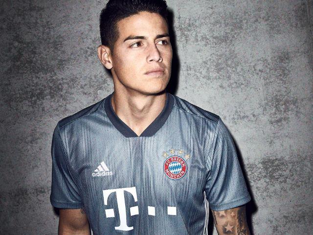 Das neue FCB-Champions-League-Trikot, Foto: FC Bayern München