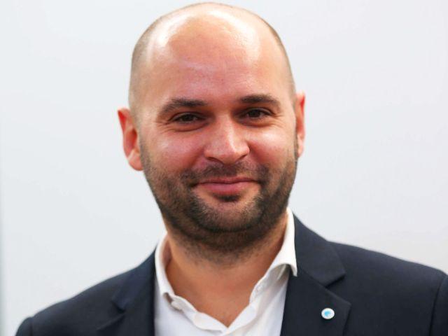 Geschäftsführer Michael Scharold vom TSV 1860 München, Foto: TSV 1860 München