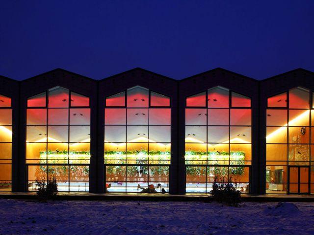 Das Südbad von Außen, Foto: SWM
