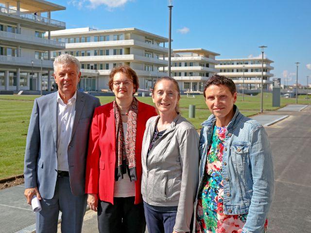 Präsentation Bildungscampus Freiham, Foto: Michael Nagy/Pressestelle München