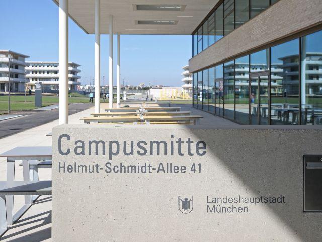 Bildungscampus Freiham, Foto: Michael Nagy/Pressestelle München