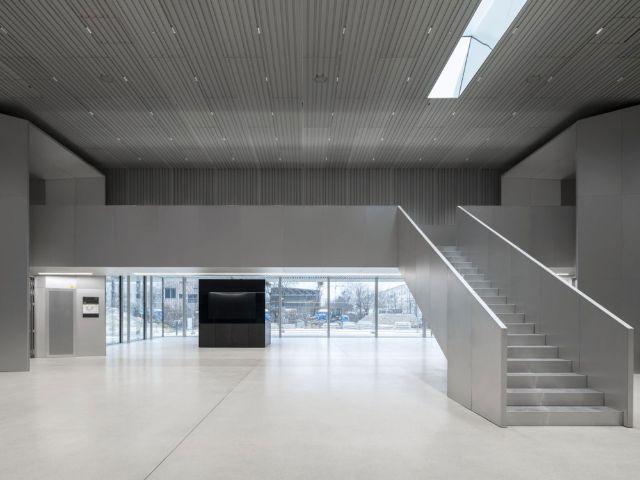 Hochschule Design Zeughaus, Foto: Oliver Jaist