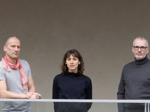 Die Betreiber des Utopia- v.l. Michi Kern, Lissi Kieser, Gregor Wöltje, Foto: Utopia