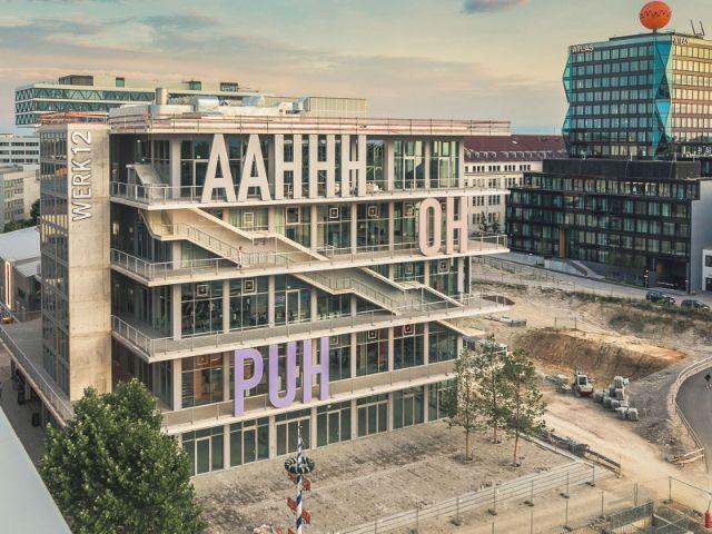 Das Werk12 im Werksviertel, Foto: Corinna Böck (URKERN)