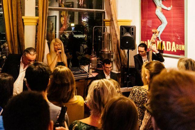 Nina Michelle bei der Neuhauser Musiknacht, Foto: Christian Vogel
