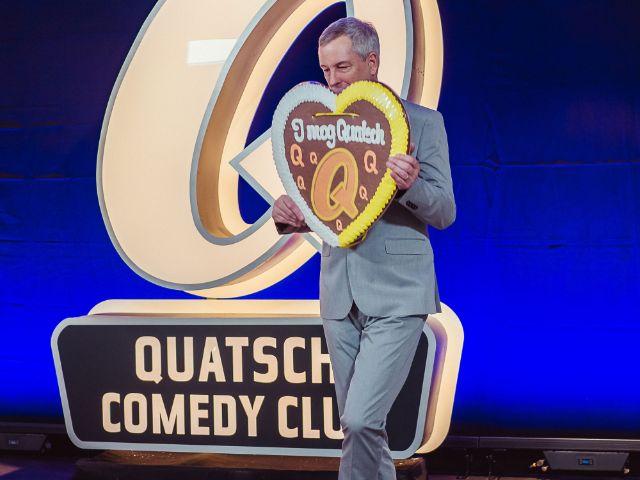Vorstellung des Quatsch Comedy Club in München, Foto: Anette Göttlicher