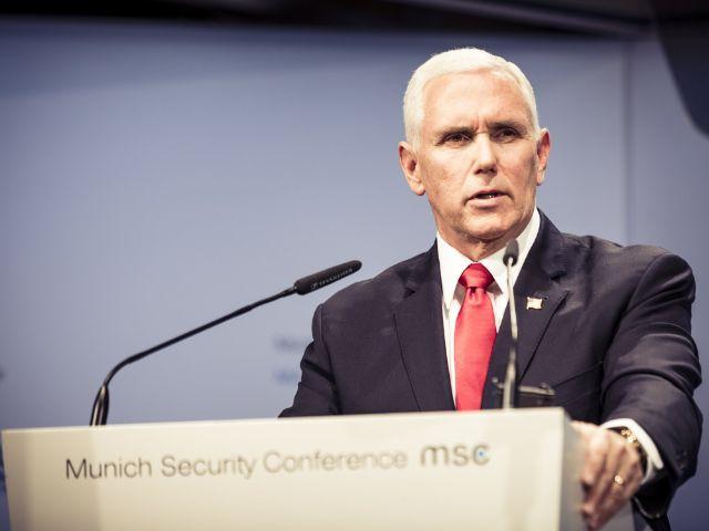 Mike Pence, Foto: MSC / Kuhlmann