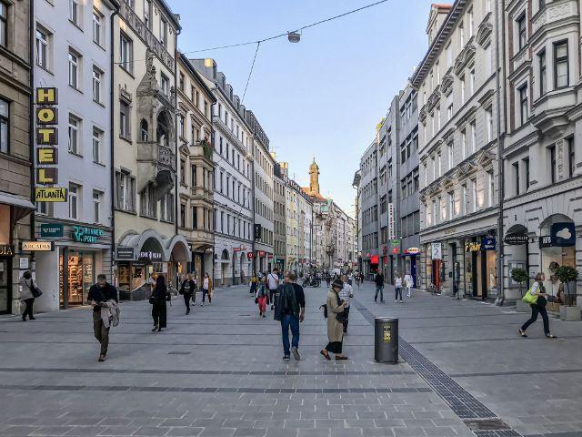 Sendlinger Straße, Foto: muenchen.de/Michael Hofmann