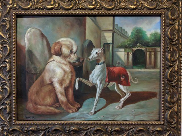 Armer Hund und Reicher Hund, Foto: Städtisches Museum Überlingen