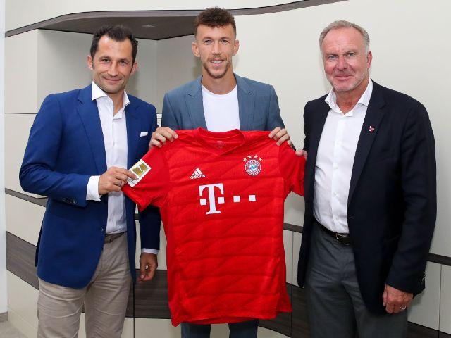 Ivan Perisic kommt zum FC Bayern, Foto: FCB